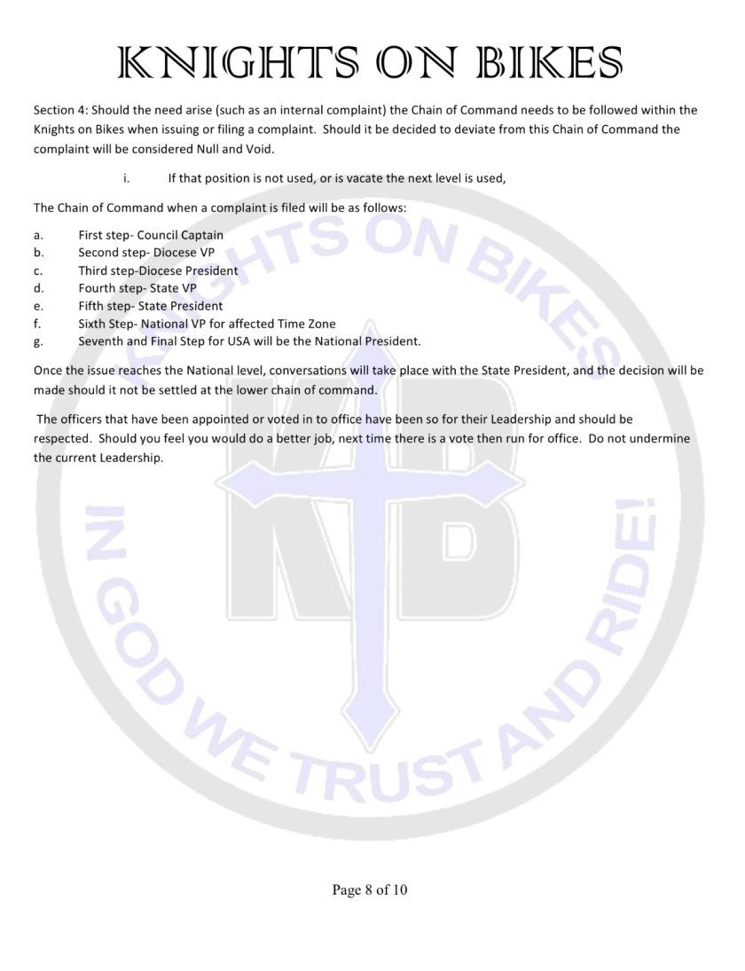11 bylaws